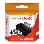 High Capacity Black Ink Cartridge Compatible with HP 62XL C2P05AE