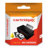 Compatible Yellow Ink Cartridge For Epson Stylus C84