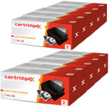10 Black Laser Toner Cartrdiges for Q7553A 53A HP Laserjet P2015X P2014 P2014n