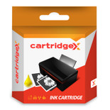 Compatible High Capacity Hp 82 Yellow Ink Cartridge