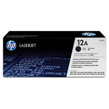 Hp 12a Original Black Toner Cartridge (Hp Q2612a)