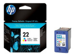 High Capacity Hp 22 Original Black Ink Cartridge (C9352ae)