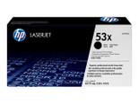 Hp 53x Original Black Toner Cartridge (Q7553x)