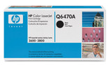 Hp 501a Original Black Toner Cartridge (Q6470a)