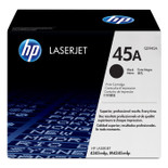 Hp 45a Original Black Toner Cartridge (Q5945a)