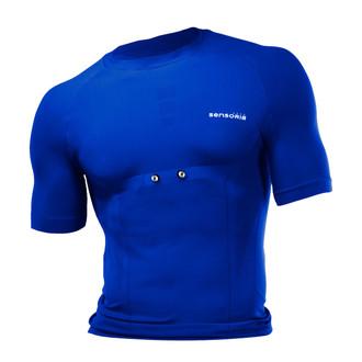 Blue T-Shirt Front View