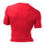 Red T-Shirt back view