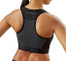 Sensoria Fitness biometric smart Sports bra with cardiac sensor and heart rate monitor (back)