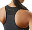 Sensoria Fitness biometric sports bra with heart rate sensors back (details)