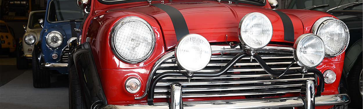 Huddersfield Spares Limited Specialists Is Classic Minis Parts And