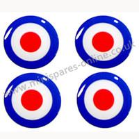 Target overstickers