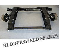 Full Rear Subframe Assembly for Classic Mini upto 1991