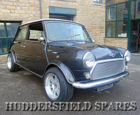 Cooper 1996 Anthracite Grey Classic Mini