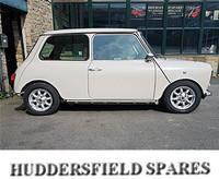 Beige Kensington 1997, 1300, classic Mini