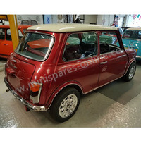 Classic Mini Red 1992, low mileage