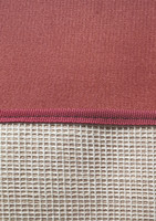 Maroon 12 piece Carpet for Classic Mini