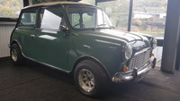 Almond Green 1300i Classic Mini