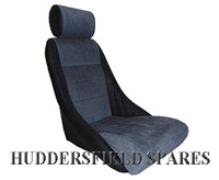 black d grey alpine seats