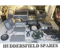 Huddersfield Spares Limited Specialists Is Classic Minis