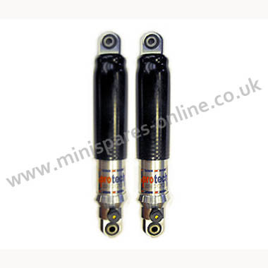 Front Protech alloy shock
