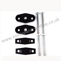 Early MK1/2/3 Front Subframe Top Mounting Kit for classic Mini (type 2)