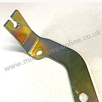 handbrake cable bracket