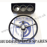 Early genuine Clubman Steering Wheel WANTED