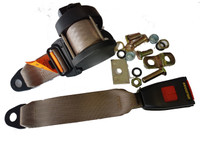 SECURON Rear Beige seatbelt for Classic Mini