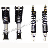 Protech coilovers Front and Rear full car (inc brackets)