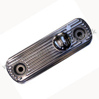 Rocker Cover Top and Cap Alloy for classic Mini