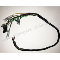 Centre Clock Wiring Harness/loom for Classic Mini