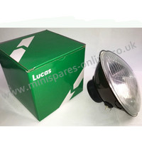 Lucas Headlight's Pair for Classic Mini