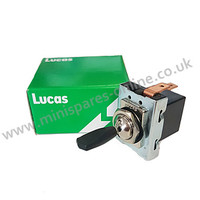 Genuine Lucas off/on/on 3 position headlight switch - 31788