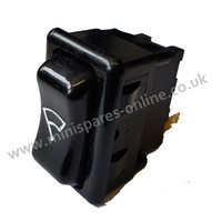 Wiper rocker switch single speed for early switch panel
