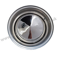 7x13 Smoothie steel wheel and tyre package for classic Mini