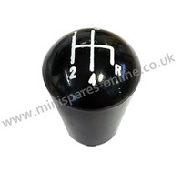 Mk1 retro style gear knob- BLACK for classic Mini
