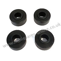Heavy Duty Rubber Tie Bar/Rod Bushes for classic Mini
