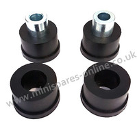 Heavy Duty Rubber Engine stabiliser Bushes for classic Mini
