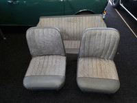 Original MK1 Grey fleck interior, excellent used condition for classic Mini
