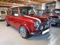 Classic Mini Cooper, 1998, nightfire red