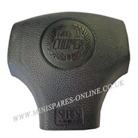 Classic Mini Cooper steering wheel air bag, good used