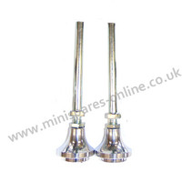 Adjustable ride height cones REAR (standard) for classic Mini
