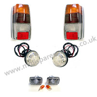 MK3 lighting indicator kit for classic Mini