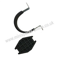 Motor wiper fitting kit for classic Mini (round wiper motor only)