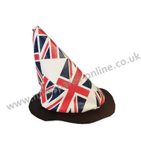 Union jack gear gator for classic Mini