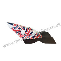 Union jack handbrake gator for classic Mini