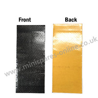 Heavy duty sound proofing for body panels, self adhesive. Small