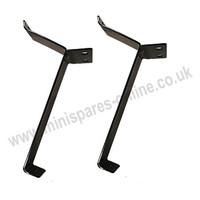 2 Up 2 down spot lamp brackets (Pair) for classic Mini
