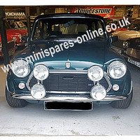2 up, 2 down spot lamp kit for classic Mini
