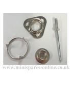 Carpet fastener stud, clip and rivet kit (PACK OF 8) for classic Mini 2H8445SA